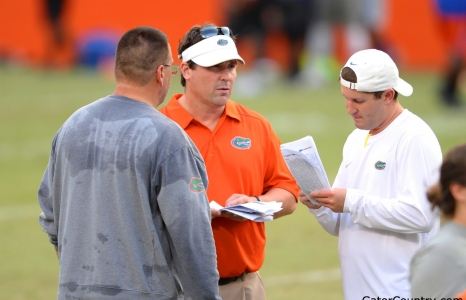 Florida Gators coaches visits for this week