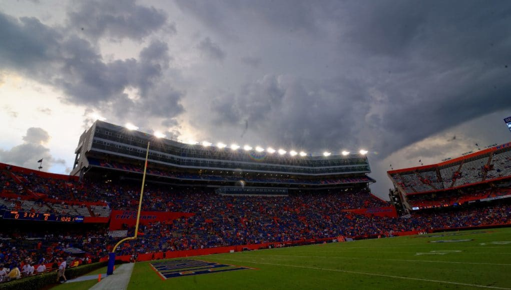 Florida Field, Ben Hill Griffin Stadium, Gainesville, FL