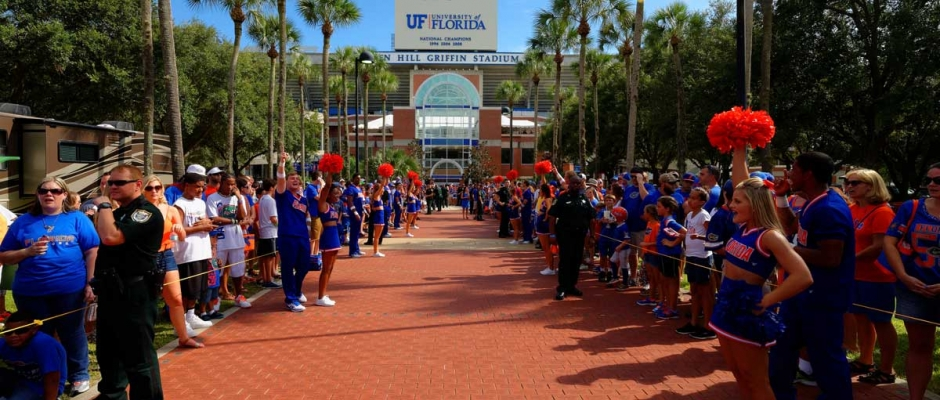 It's almost time for Florida Gators football season