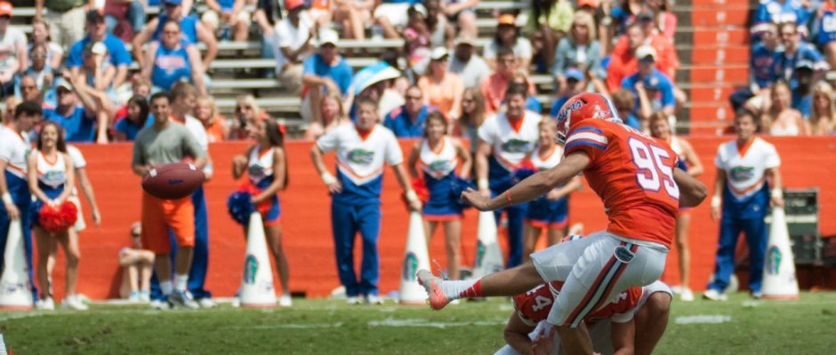 Frankie Velez: Living the Florida Gators dream
