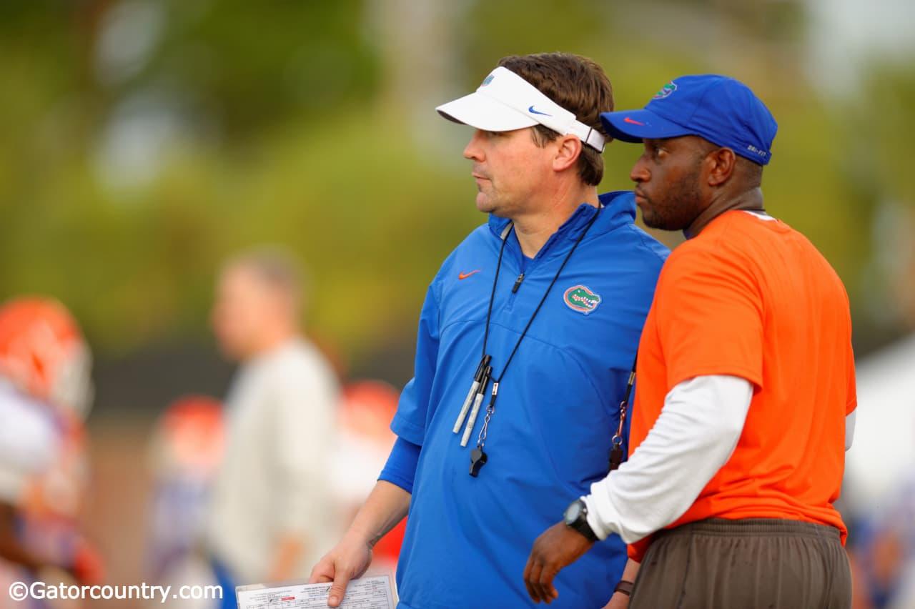 McDuffie calls the Florida Gators his leader