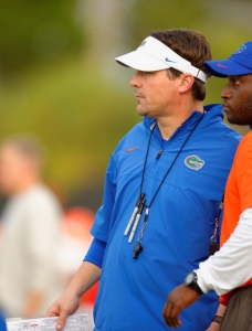McDuffie calls the Florida Gators his leader