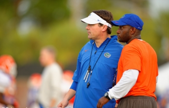 Clarington impressed by the Florida Gators atmosphere