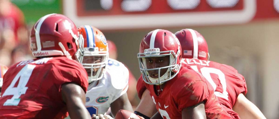 Alabama puts Florida Gators in their place