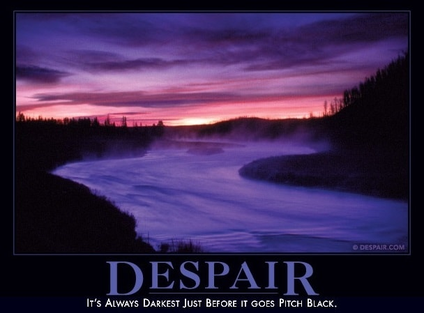 Despair-Quotes