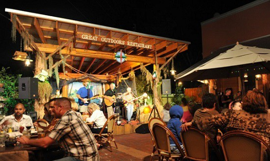 Things to do in Gainesville, Fl Great Outdoors Restaurant High Springs Florida