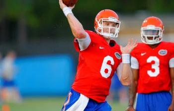 How will the Florida Gators use two quarterbacks?