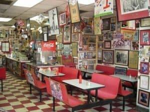Rama Jama's Diner Tuscaloosa Alabama