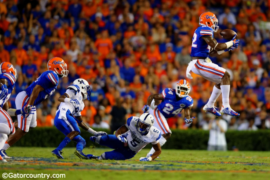 Ben Hill Griffin Stadium, Gainesville, Floirda