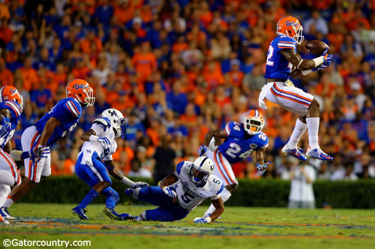 Florida Gators Football: Defense Hangs On In Win