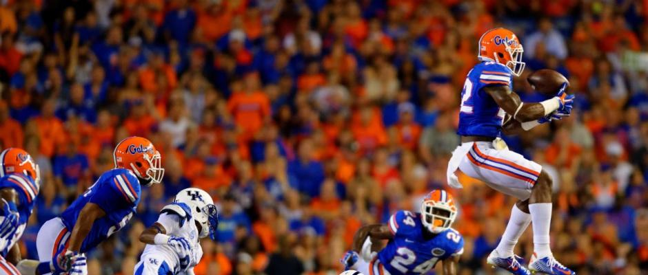 Florida Gators Football: Defense Hangs On In Win