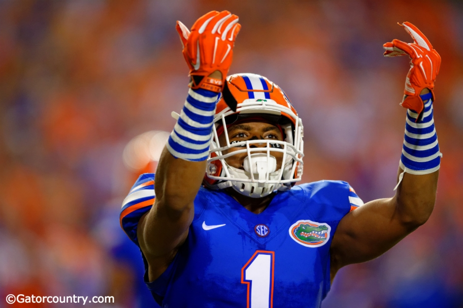 Vernon Hargreaves, Ben Hill Griffin Stadium, Gainesville, Florida