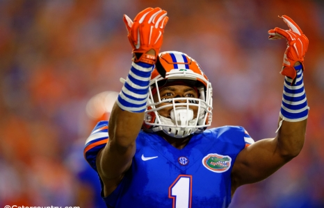 Florida Gators Football: Hargreaves excited to cover Cooper