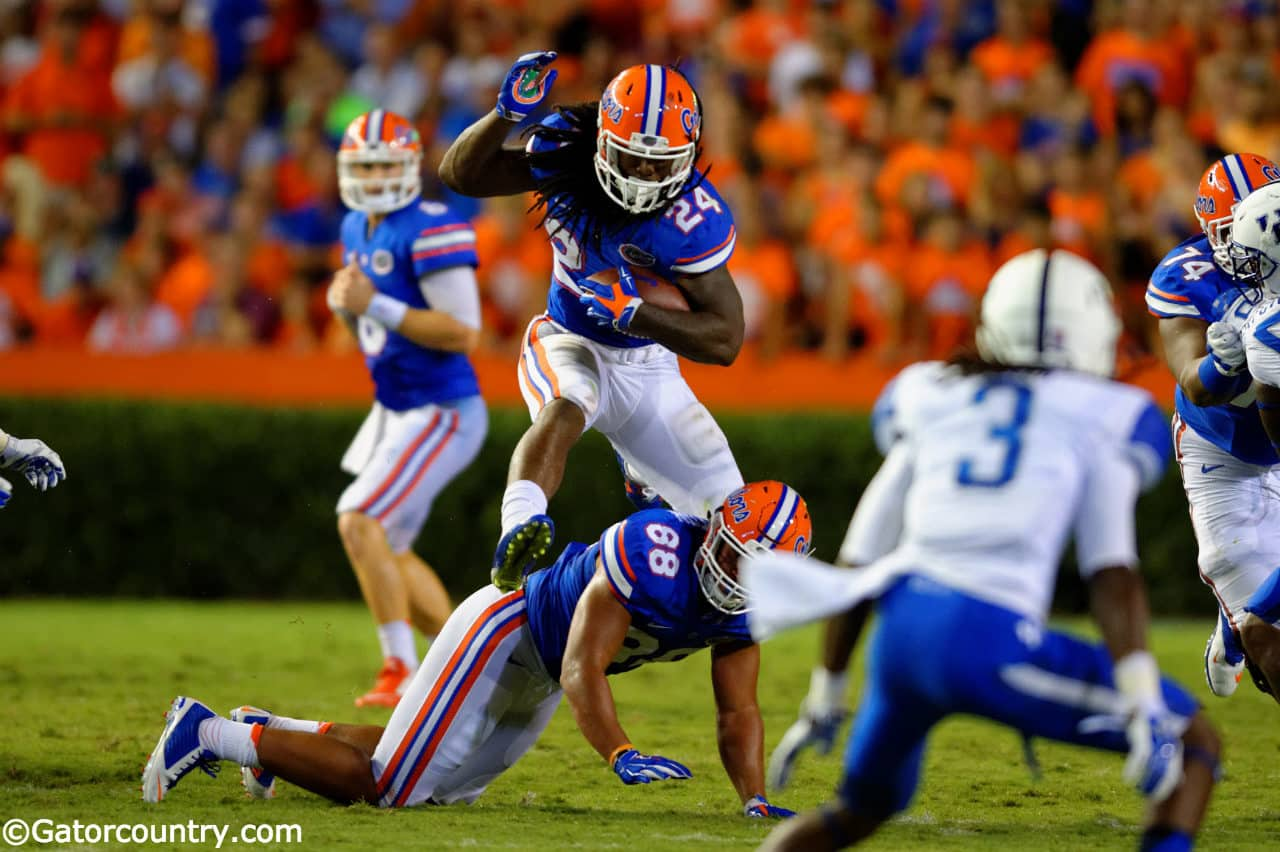 The Florida Gators are the intercollegiate sports teams that represent the University of Florida located in Gainesville Florida The University of Florida its