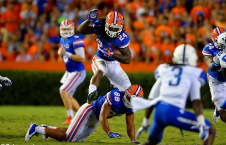 Florida Gators Football: Jones Runs Wild On Kentucky