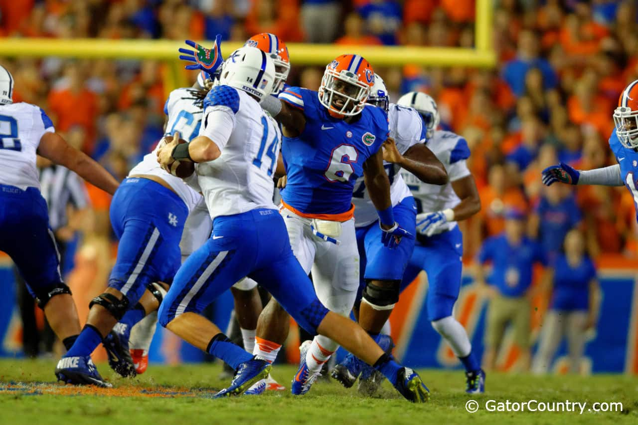 Florida Gators Football: Fowler Jr. and Defense Ready For Alabama