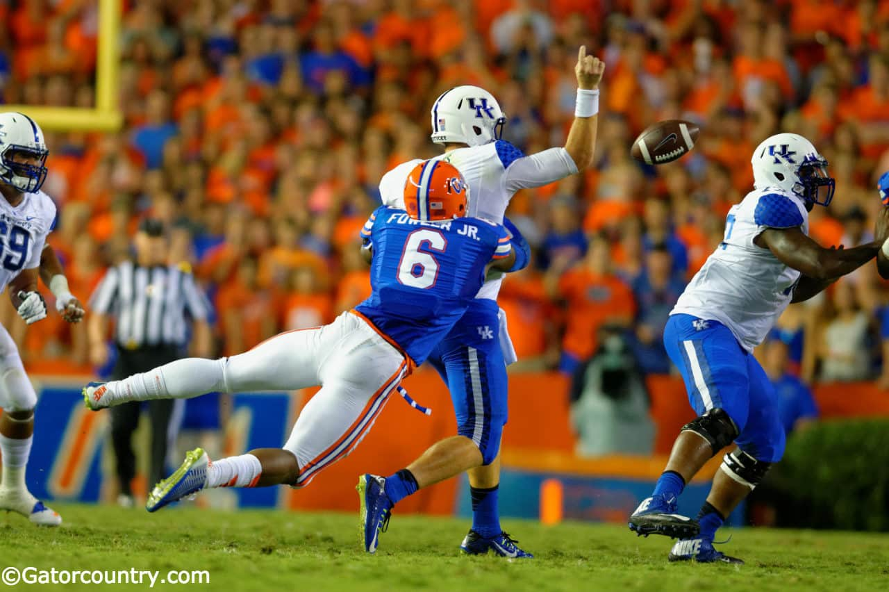 Five takeaways from the Florida Gators 36-30 win