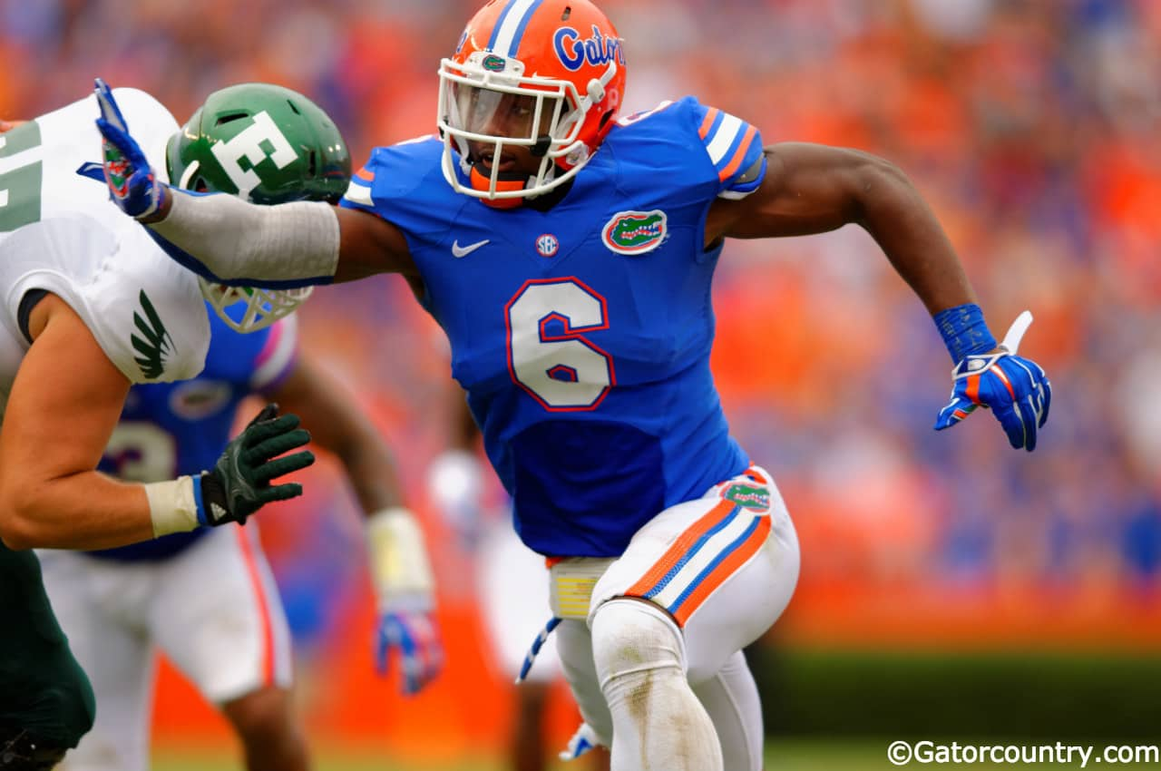 Florida Gators looking to make a bold statement