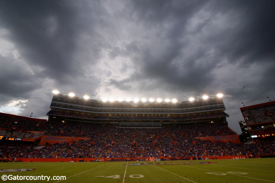 Ben Hill Griffin Stadium, Gainesville, Florida, The Swamp