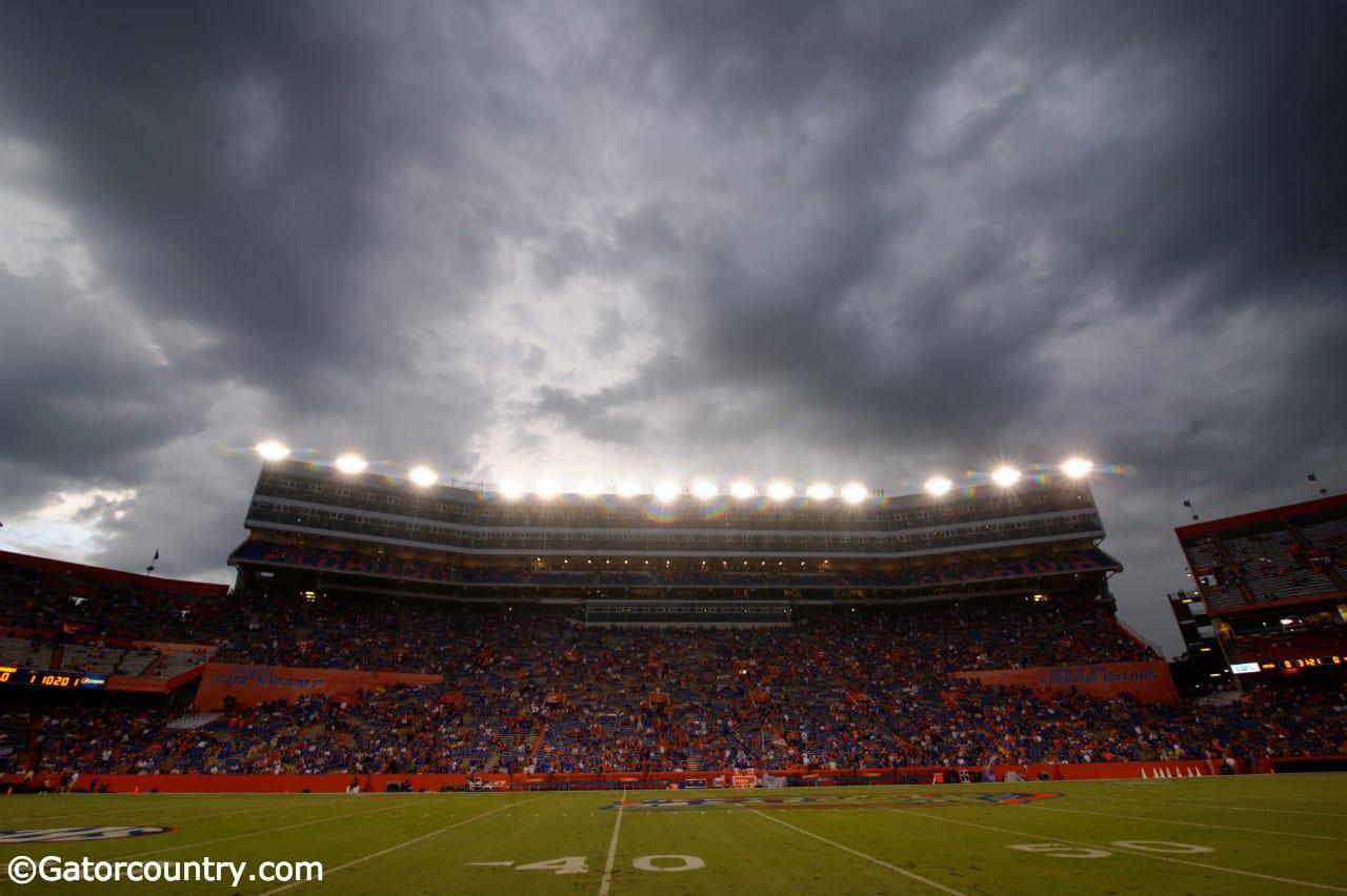 Ben Hill Griffin Stadium, Gainesville, Florida, The Swamp