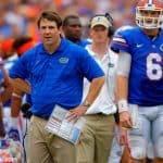 Will Muschamp, Jeff Driskel, Ben Hill Griffin Stadium, Gainesville, Florida