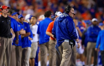 Florida Gators Football: 9-8-14 Will Muschamp Notebook