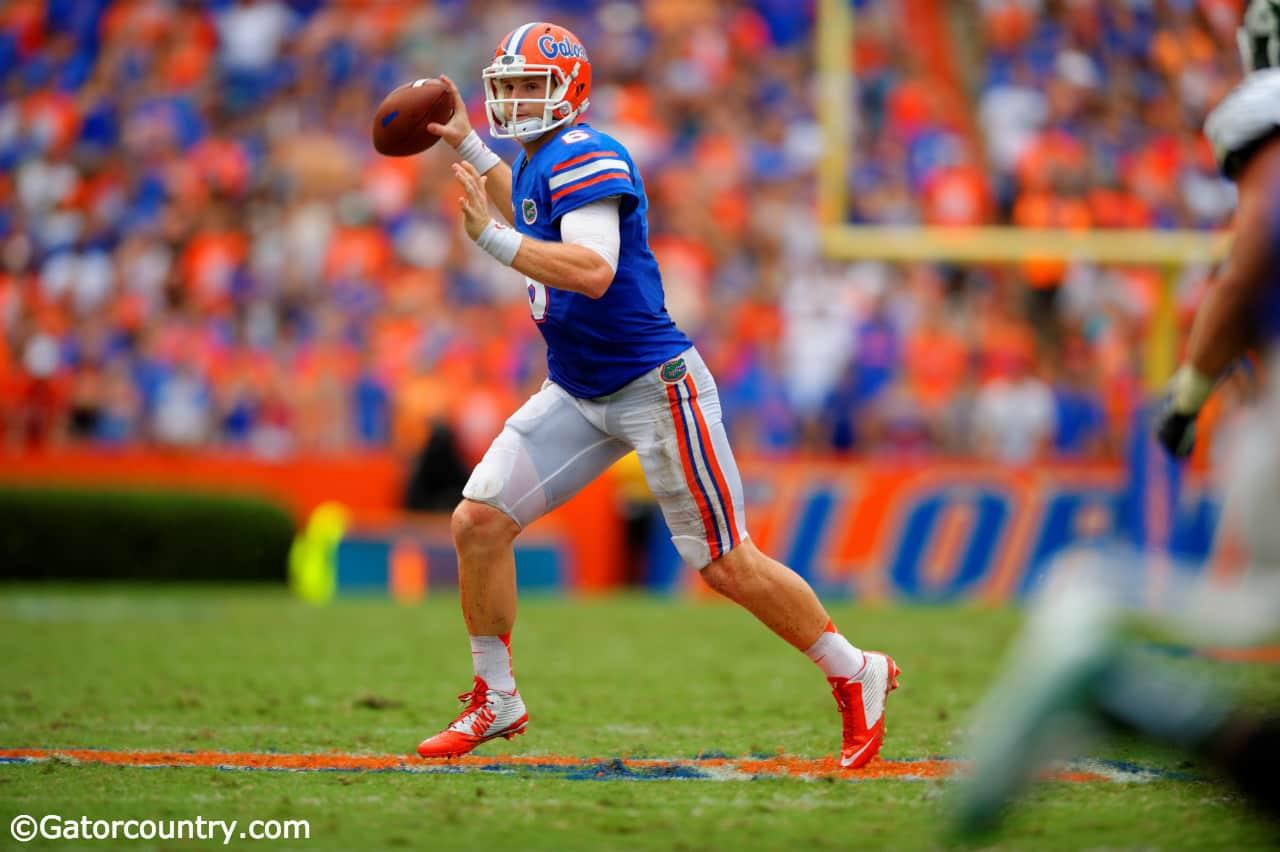 Florida Gators sticking with Jeff Driskel