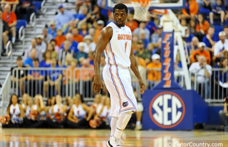 Healthy Carter ready to go for the Florida Gators