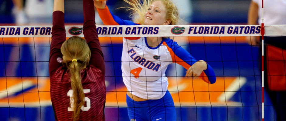 Florida Gators Volleyball Willing to Talk National Championship
