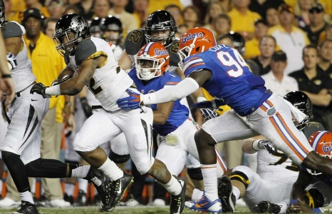 Florida Gators Football: Missouri Beats Florida, 42-13