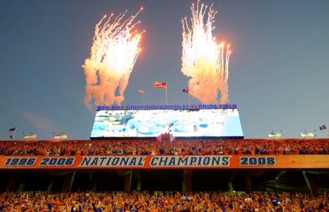 Florida Gators: Friday Night Frenzy Recap Week 14