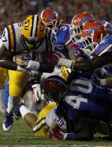 Florida Gators Football: Tigers beat Gators, 30-27