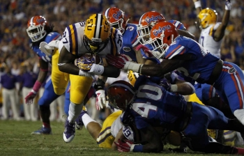 Florida Gators Football: Tigers beat Gators, 30-27