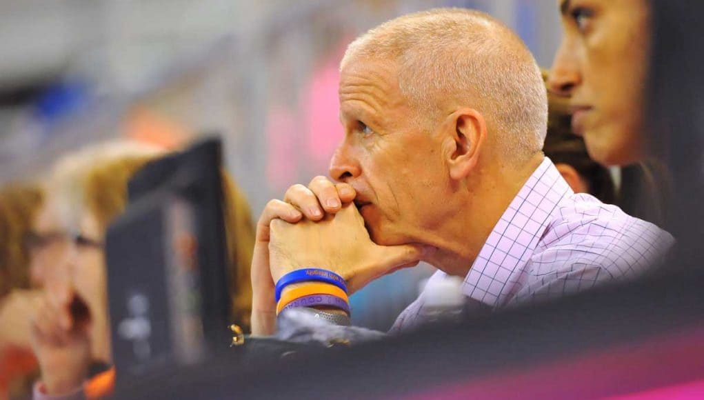 Florida Gators athletic director Jeremy Foley- 1200x797