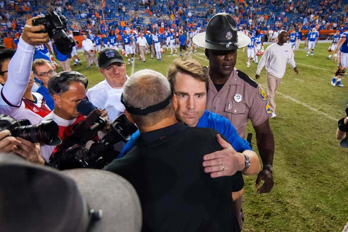Will_Muschamp_Florida_Gators_Football_101814_Bowie