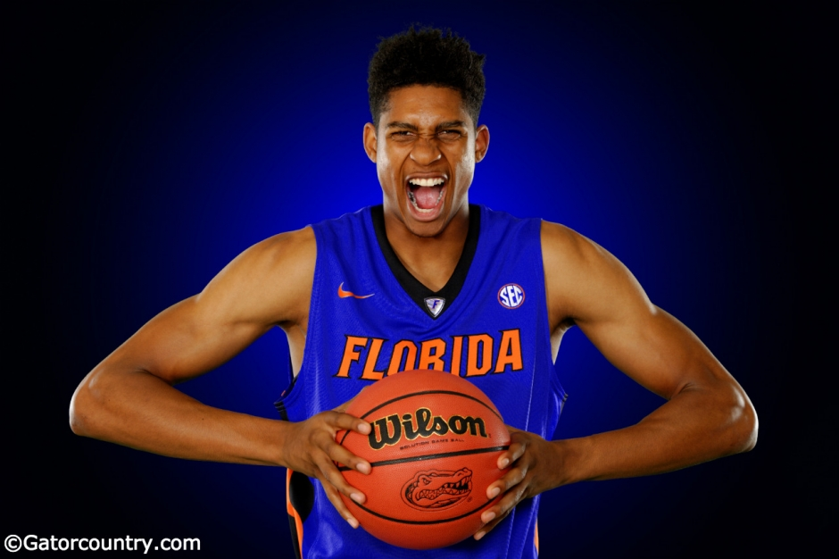 Devin Robinson, Stephen C. O'connell Center, Gainesville, Florida