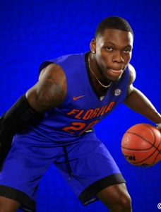 Frazier embracing increased role for Florida Gators