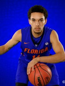 Florida Gators Basketball: Chiozza Learning College Way