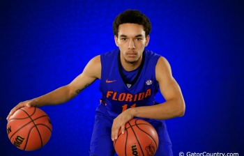 Florida Gators Basketball: Chiozza Learning College Way