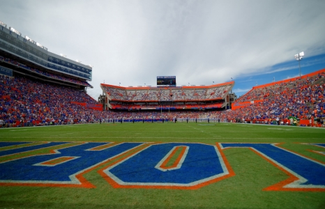 Knight hoping for a bright future for the Florida Gators