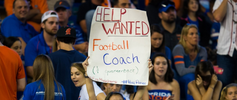 Florida Gators: Coaches Hot Board