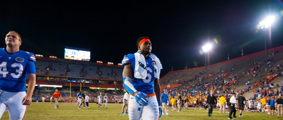 Florida Gators find a new way to lose
