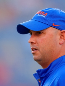 Florida Gators visit 2016 quarterback