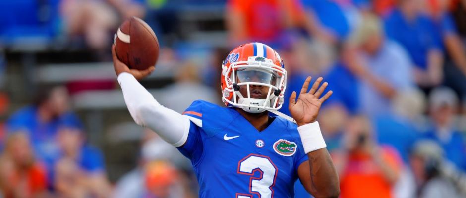 Treon time for Florida Gators
