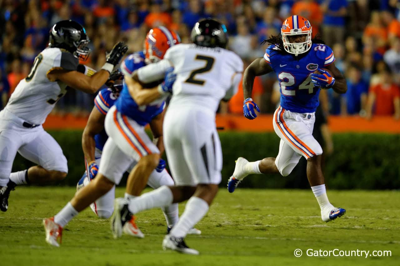 Heavyweight Bout With Georgia Awaits Florida Gators