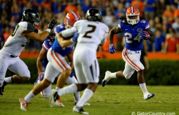 Heavyweight Bout With Georgia Awaits Florida Gators