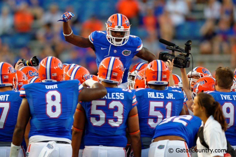 Ben Hill Griffin Stadium, Gainesville, FL