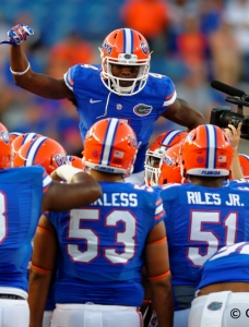 Florida Gators Remain Confident Heading Into Georgia
