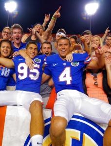 Florida Gators senior spotlight: Kyle Christy