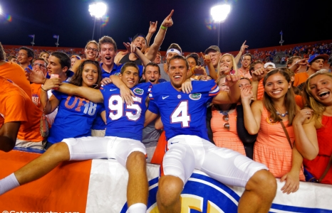 Florida Gators senior spotlight: Kyle Christy